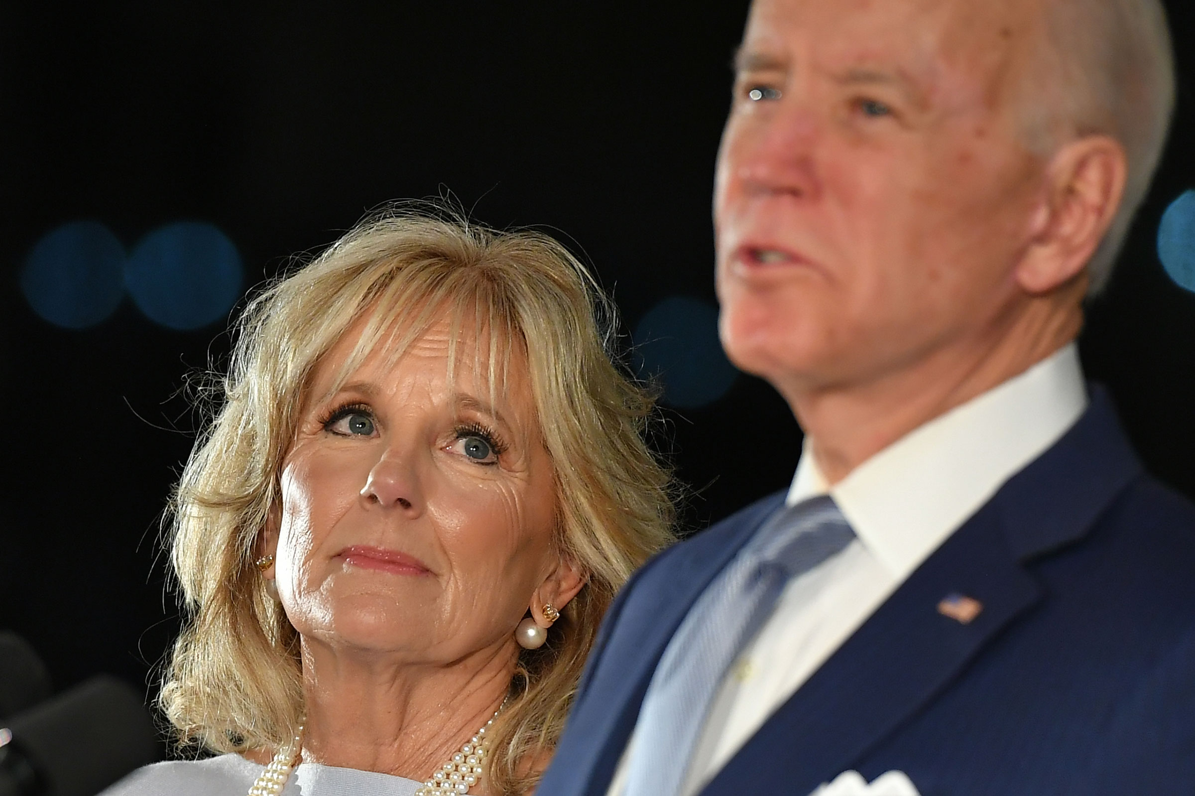 Jill Biden Steps Onto Stage As a Potential First Lady | Time