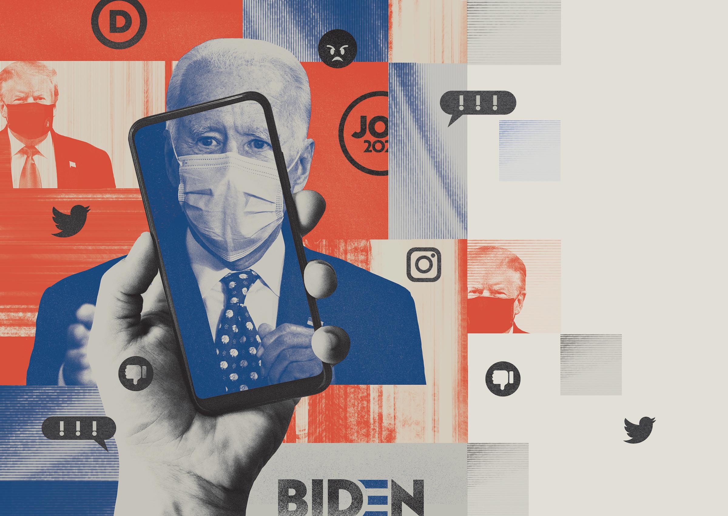 How Joe Biden Democrats Plan To Win Back Internet In 2020 Time
