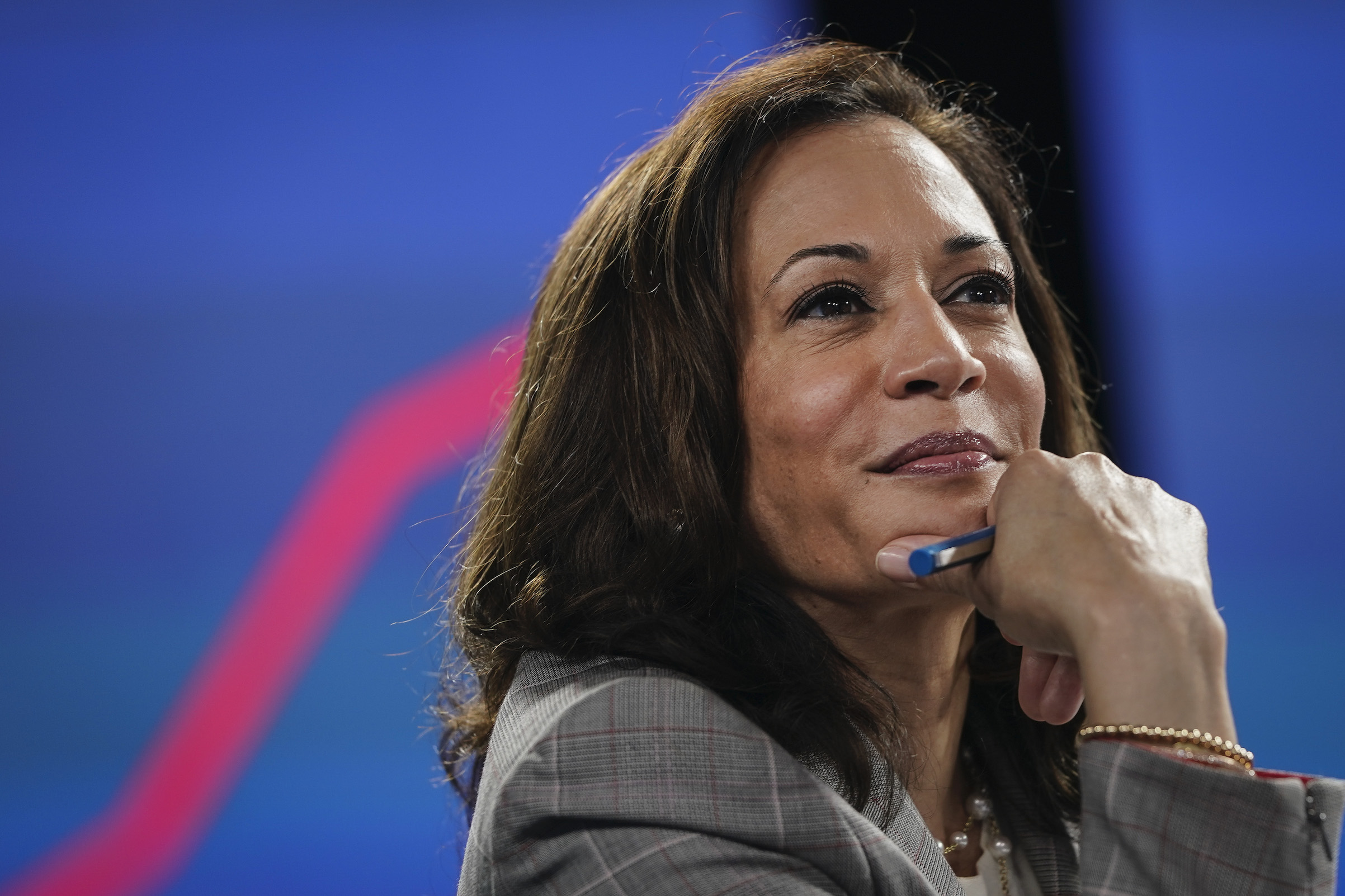 Kamala Harris Story Is American Because It S Global Time