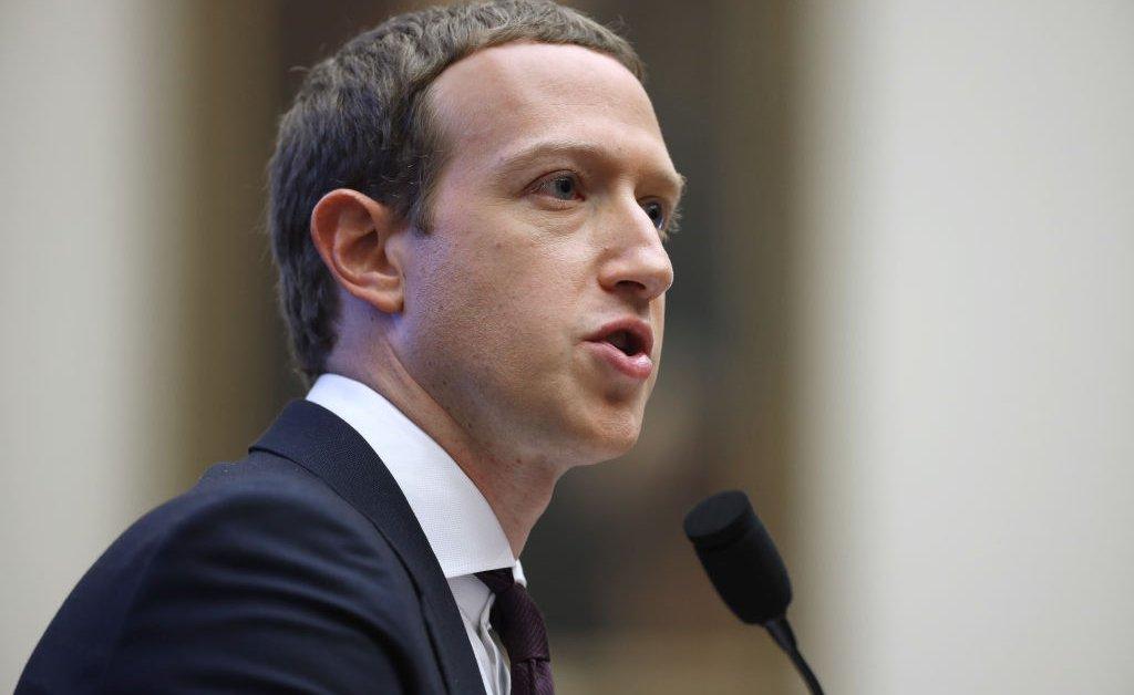 Mark Zuckerberg Says Facebook's Decision to Not Take Down Kenosha Militia Page Was a Mistake thumbnail