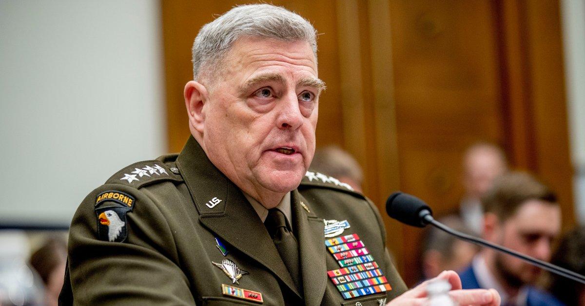 Jenderal Tertinggi Mengatakan 'Pengambilalihan Taliban' Kemungkinan Saat AS Mendekati Penarikan Militer Penuh