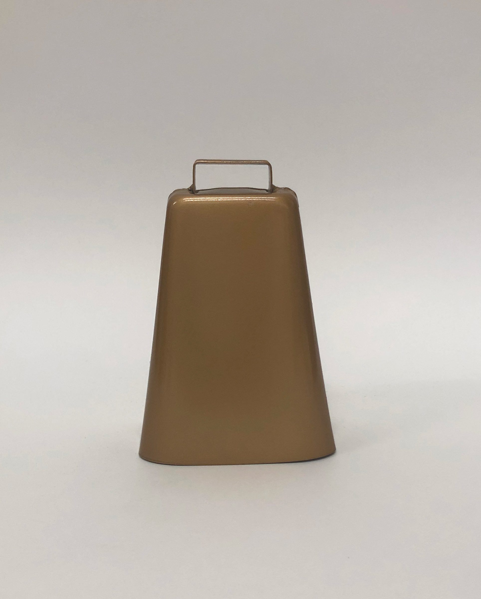 The cowbell that staffers at the Samaritan's Purse emergency field hospital in Central Park would ring every time they'd discharge a patient