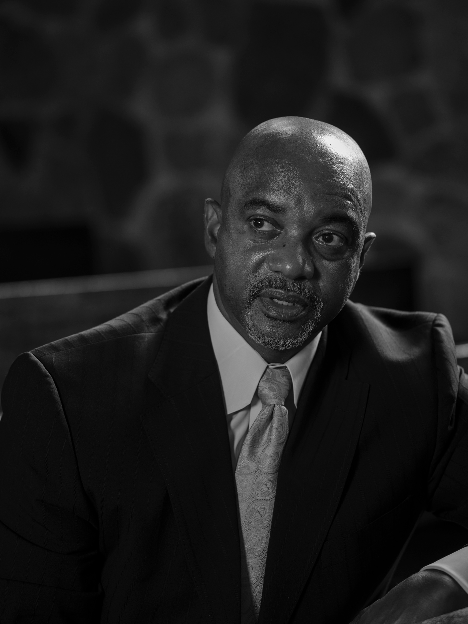 "The Rev. Jerry McAfee relies on former and active Minneapolis gang members to stop violence. ""All most people know is this: if you've got some issues going on in the community, you normally call that group, and somebody in there can get order, within the community."""