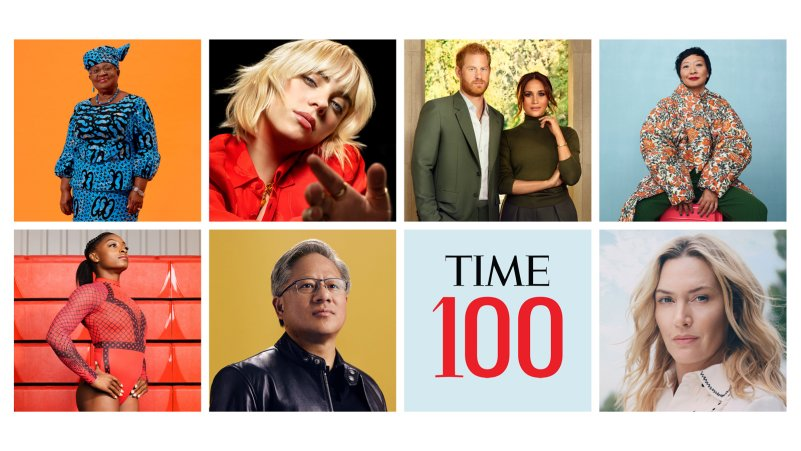 Introducing the 100 Most Influential People of 2021