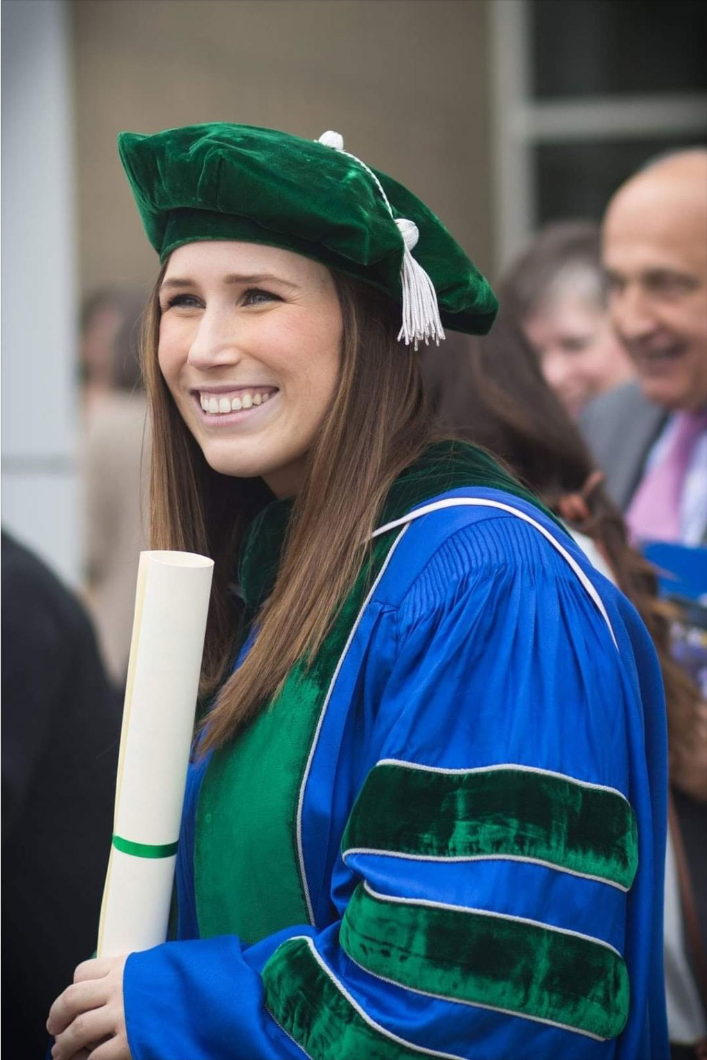 Dr. Adeline Fagan