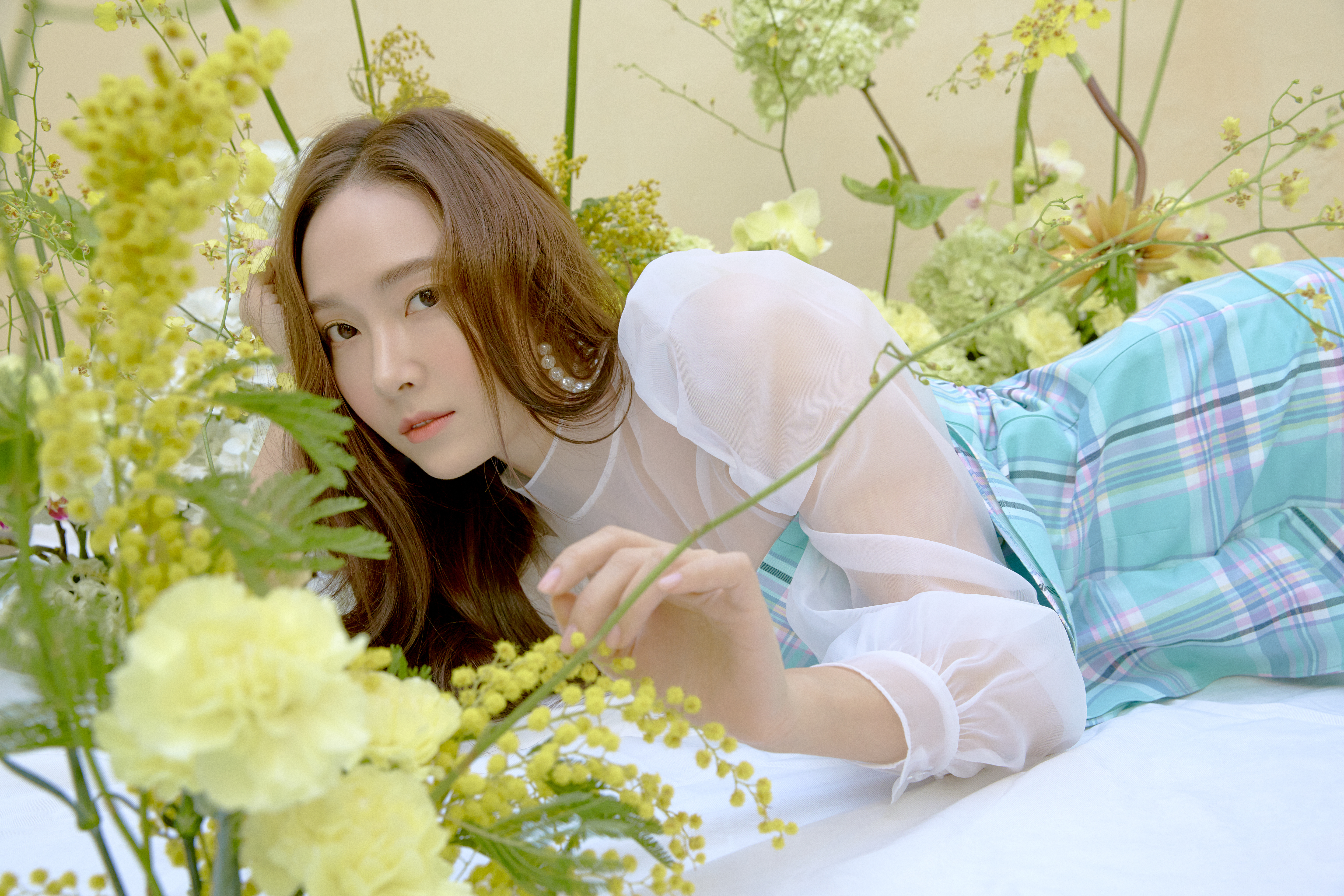 K Pop Star Jessica Jung On Using Her Life In Shine Book Time