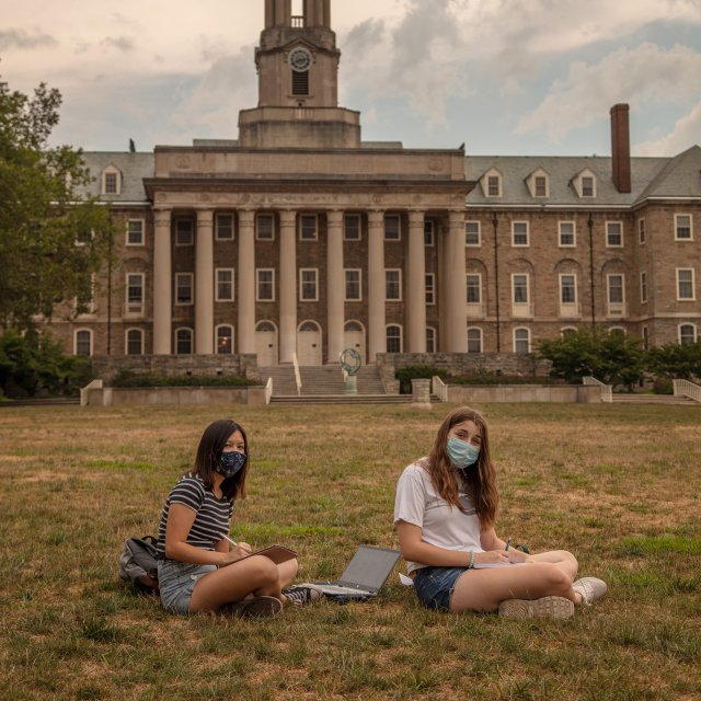 As Colleges Open During a Pandemic, Student Life Remains Closed