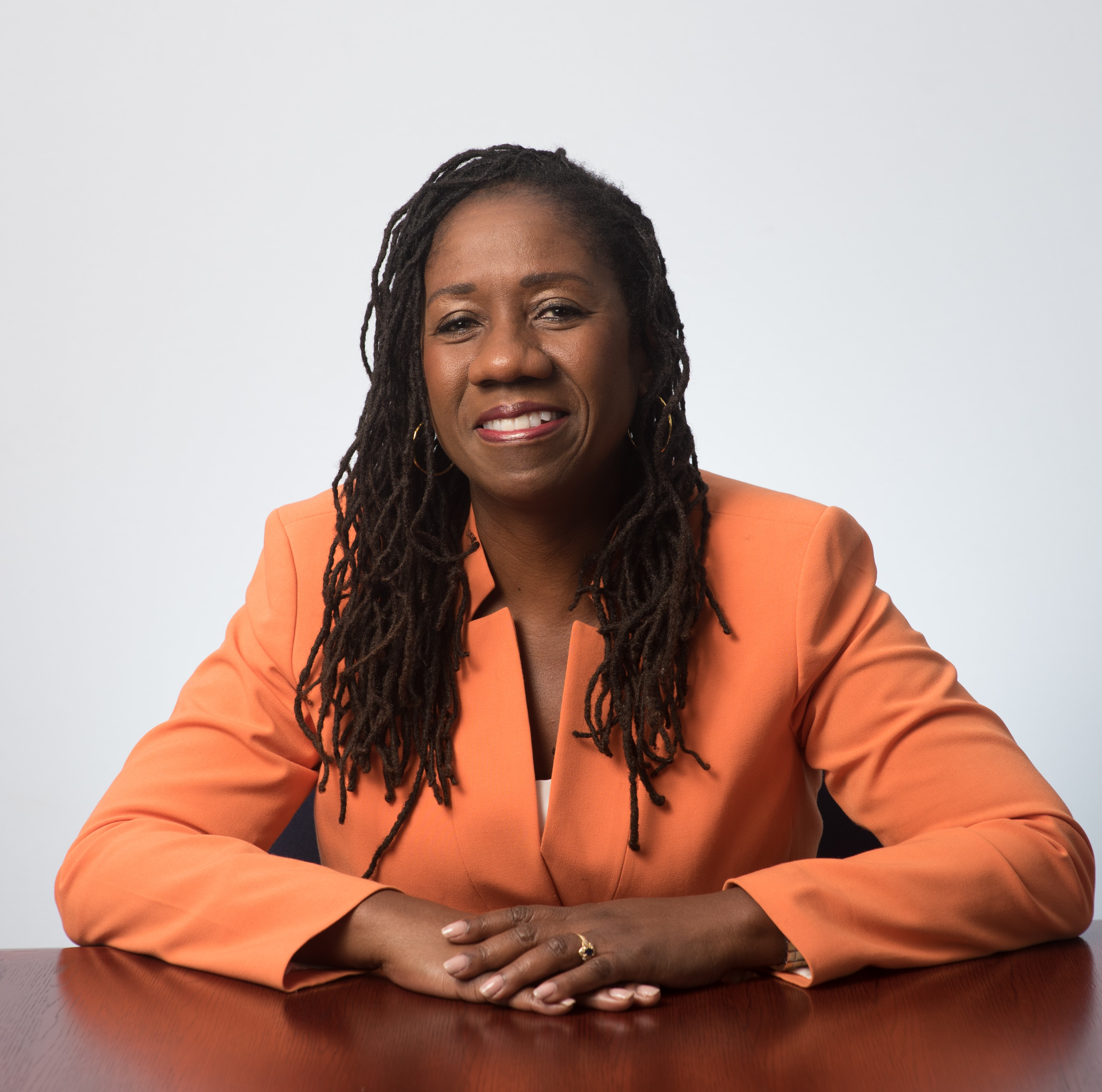 Sherrilyn Ifill, President and Director-Counsel of the NAACP Legal Defense And Educational Fund, Inc.