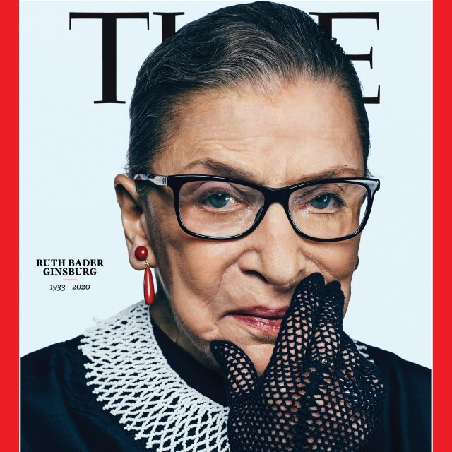 The Story Behind TIME's Ruth Bader Ginsburg Cover