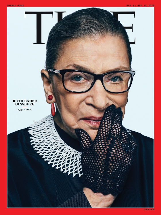 How Cancer Shaped Justice Ruth Bader Ginsburg's Life and Work