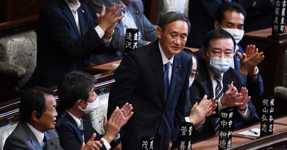 Yoshihide Suga Elected Prime Minister of Japan, Replacing...