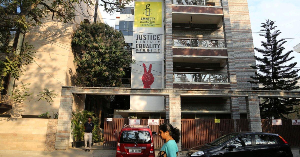 Amnesty International останавливает деятельность в Индии, ссылаясь на репрессии правительства thumbnail