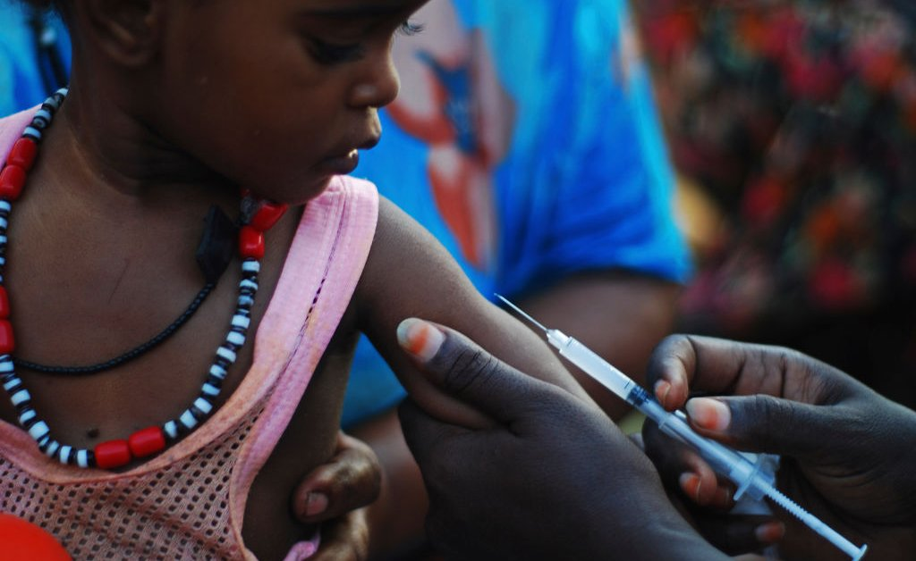 The COVID-19 Pandemic Has Erased Decades of Progress on Childhood Vaccination