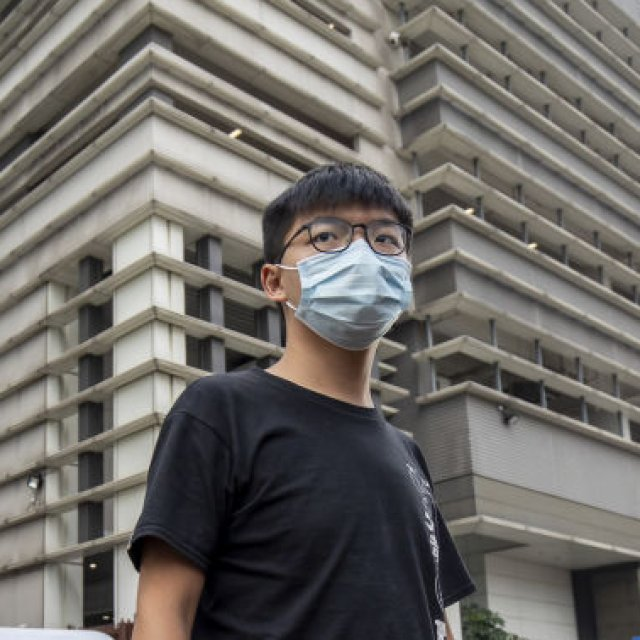 Hong Kong Activist Joshua Wong Arrested Again