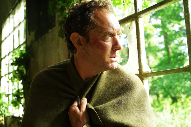 Jude Law in 'The Third Day'