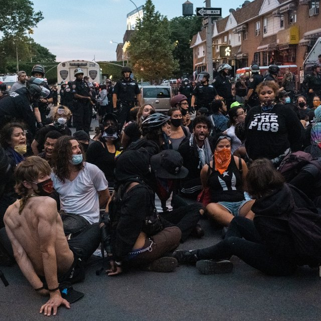 Report Says NYPD Planned Attack on Protesters
