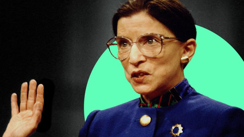 How Ruth Bader Ginsburg Paved the Way for Women to Get Credit Cards