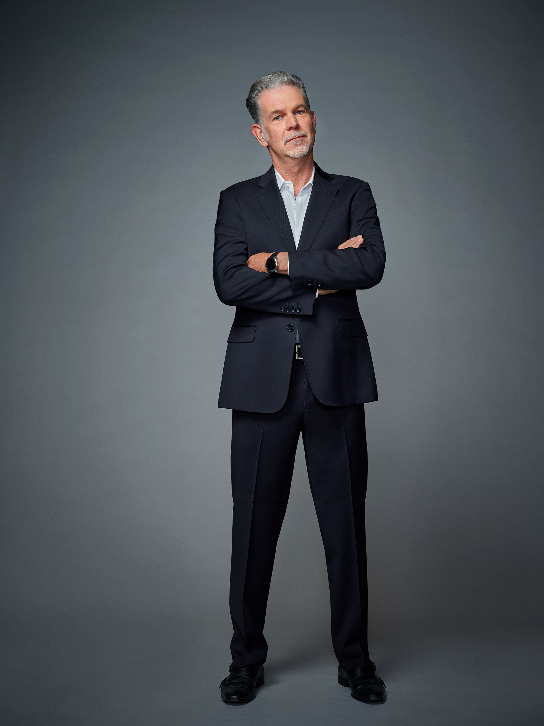 Reed Hastings, co-CEO of Netflix