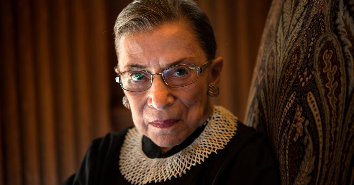 I Was One of Justice Ginsburg's First Law Clerks. The Experience Shaped My Career and My Marriage