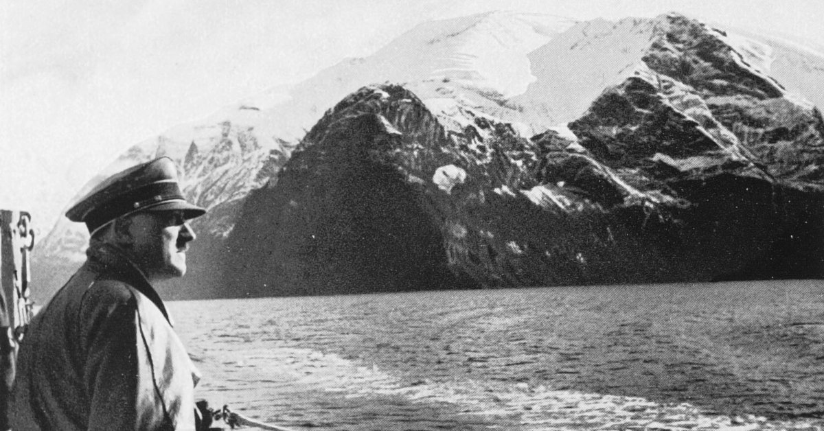 Nazi-Occupied Norway Offers a Glimpse of What Hitler Wanted for the Entire World thumbnail
