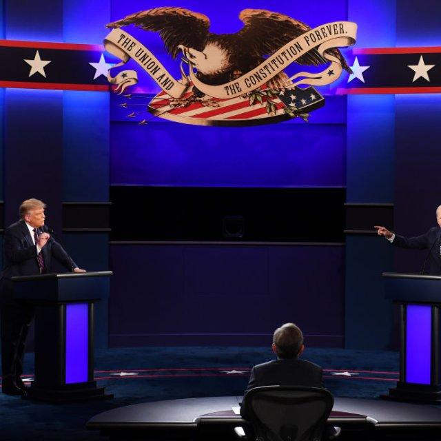 Fact-Checking the Debate's COVID Falsehoods