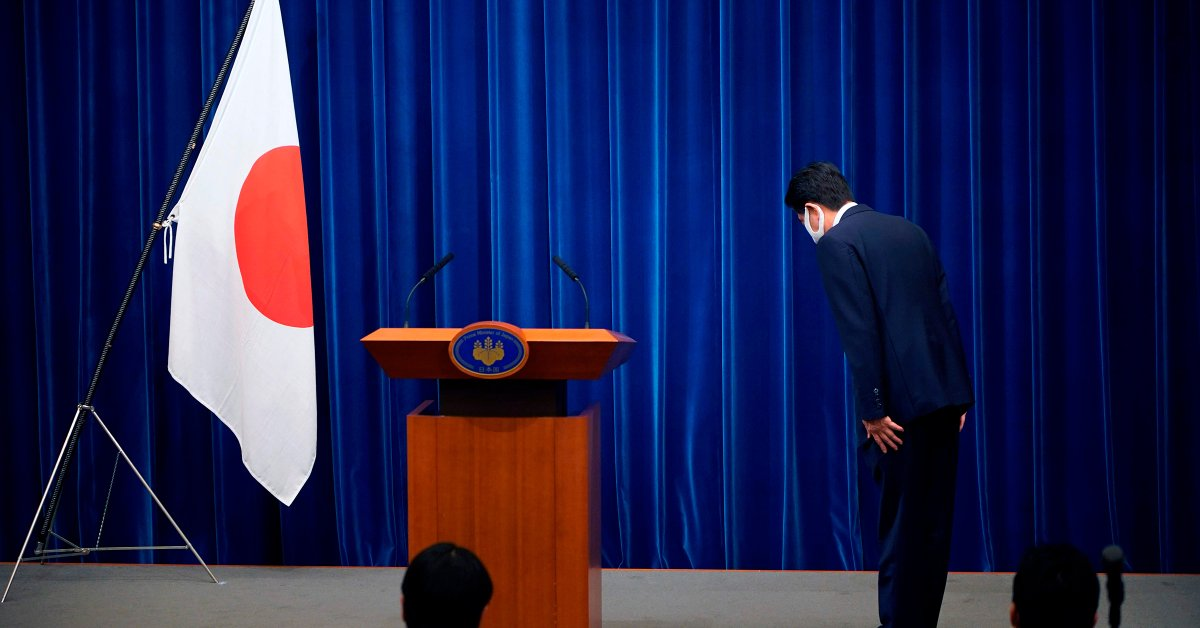 What Japanese Politics Looks Like After Abe's Resignation thumbnail