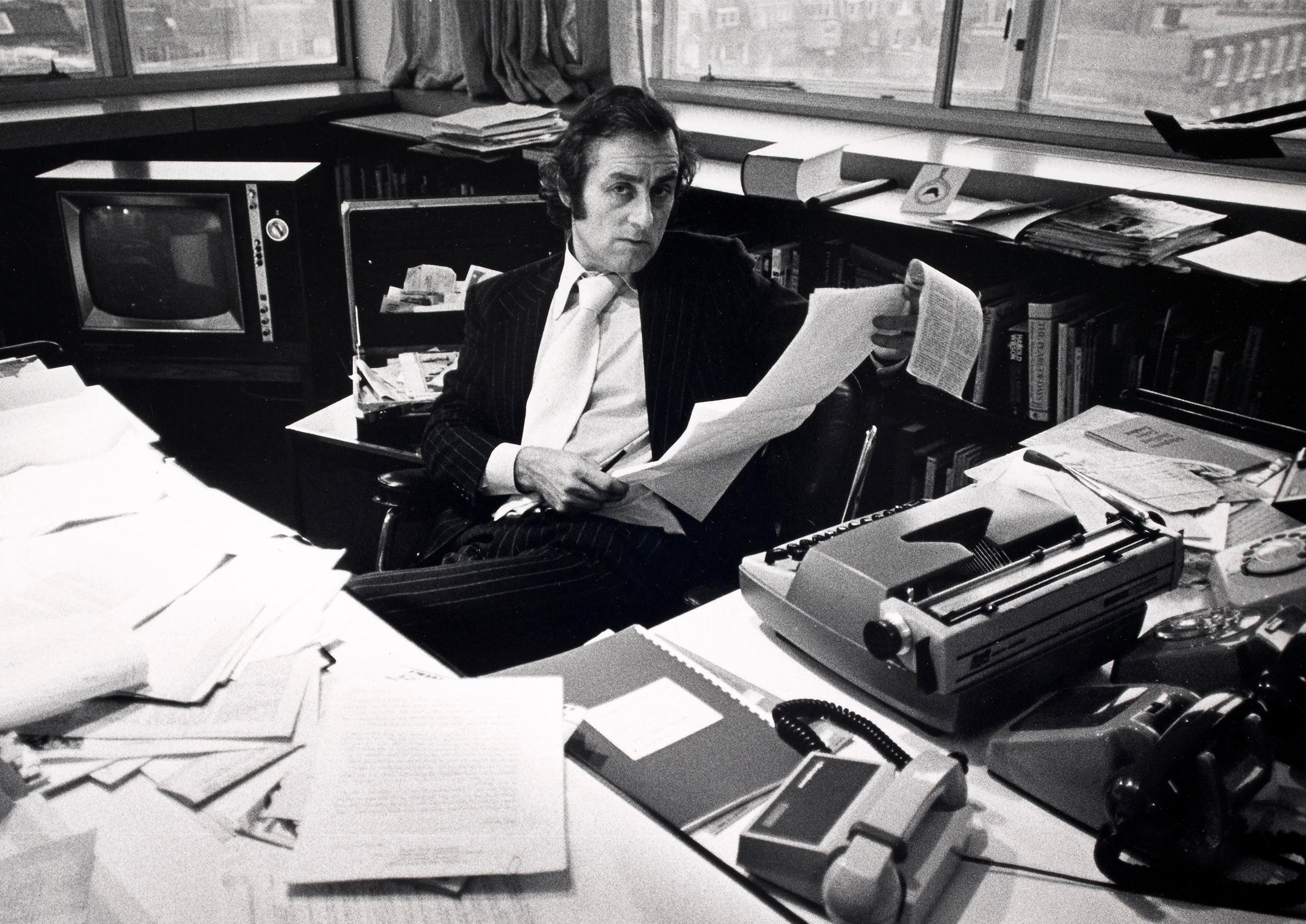 Sir Harold Evans, the British-American newspaper editor and publisher, died at the age of 92 in New York on September 23, 2020.