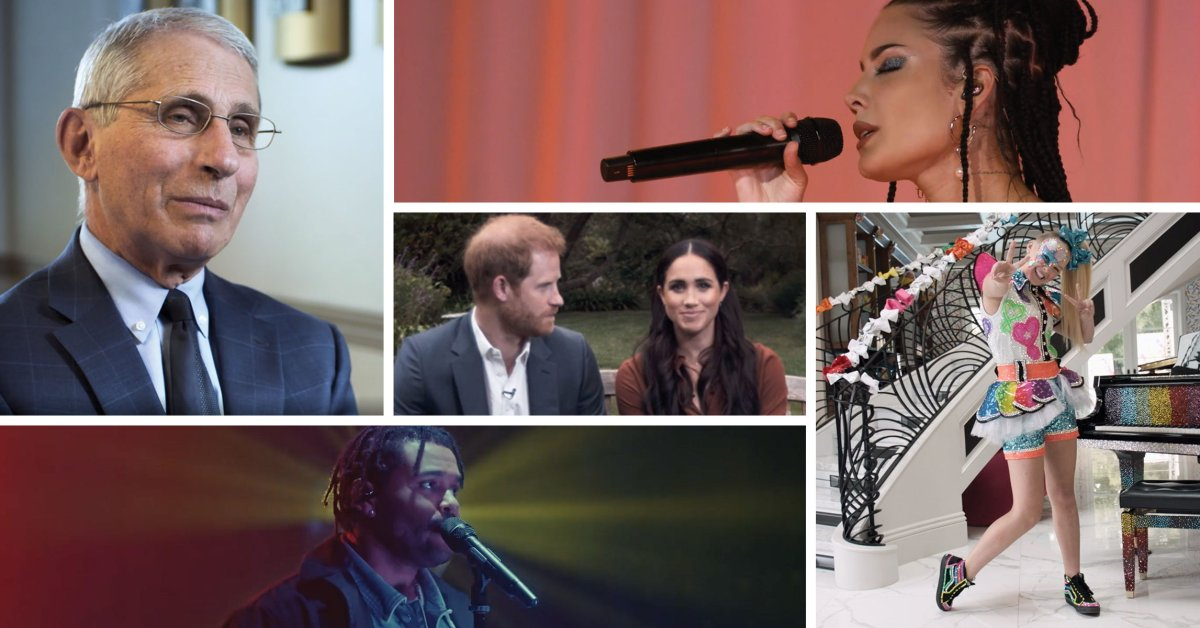 See Highlights From TIME's ABC Broadcast Revealing the 100 Most Influential People of the Year