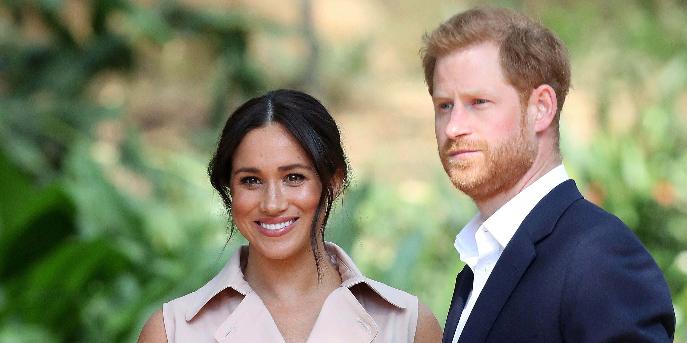 Prince Harry And Meghan Markle Discuss Voting In Election Time