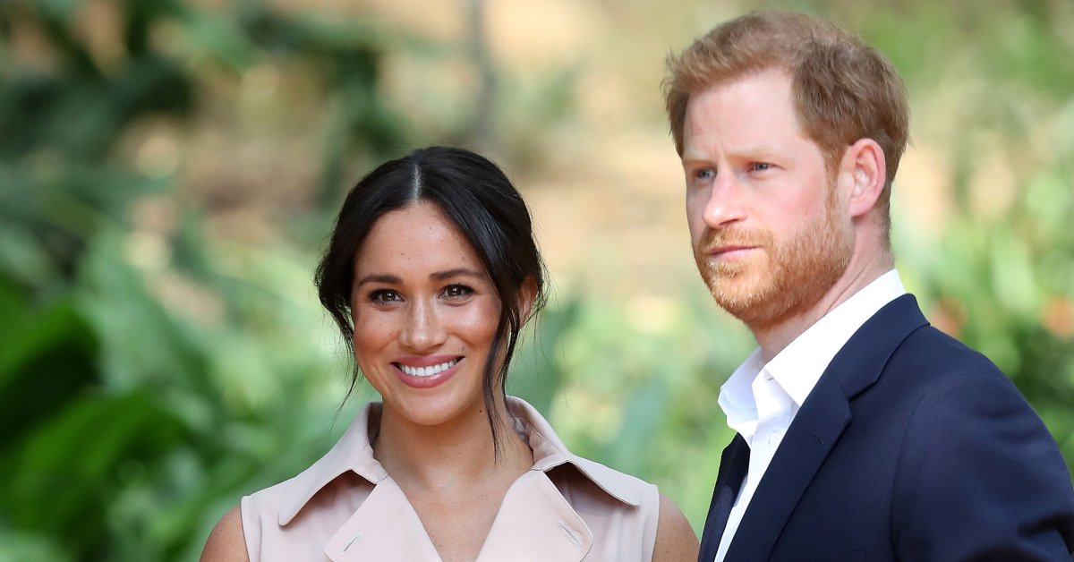 Prince Harry and Meghan Markle Discuss Voting and the Importance of Combating Misinformation