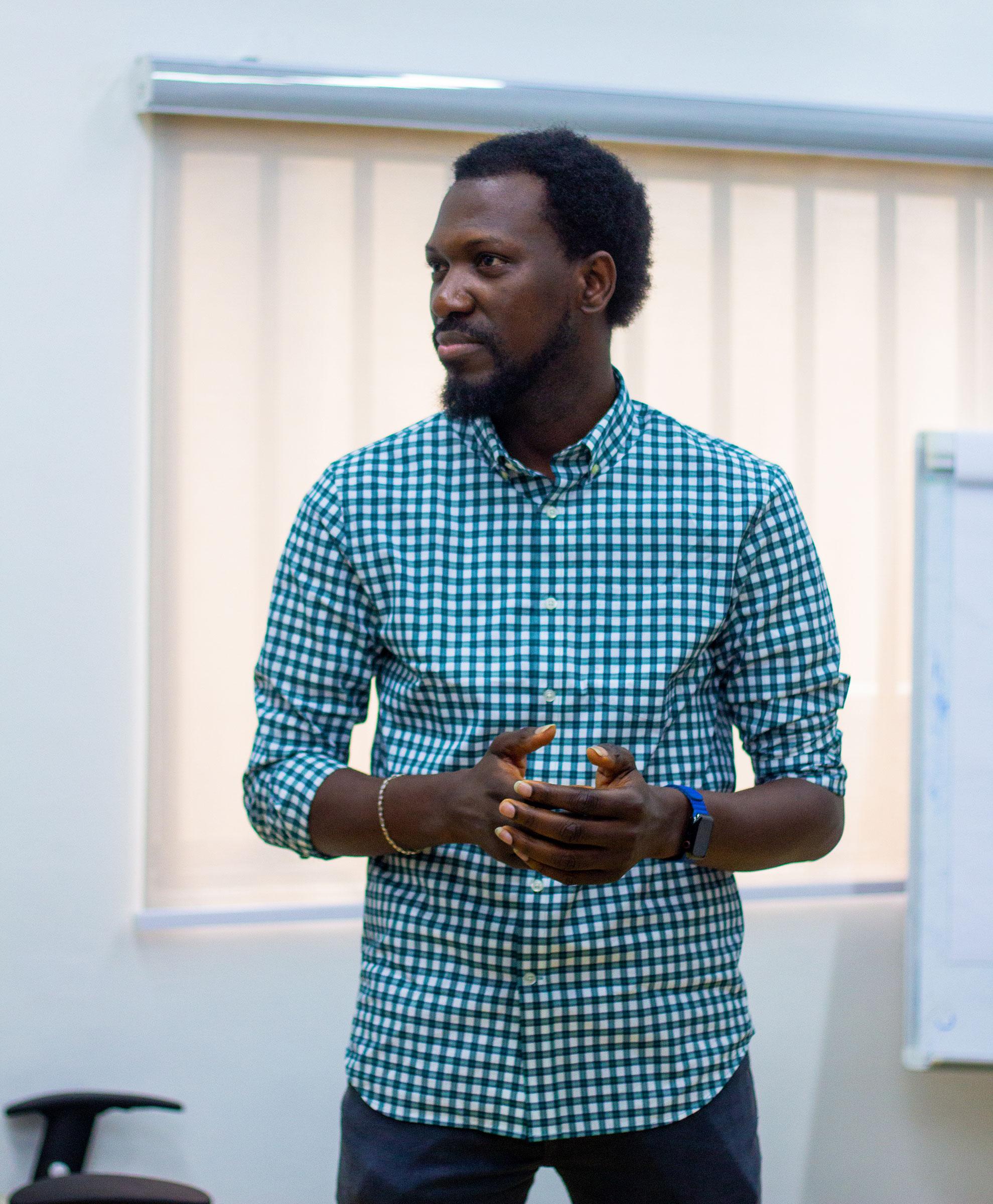Olugbenga Agboola