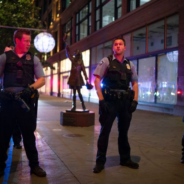 Minneapolis Residents Sue Over Reduced Police Presence