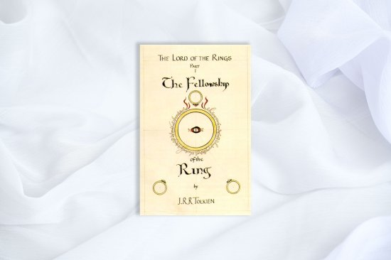 The Fellowship of the Ring JRR Tolkien