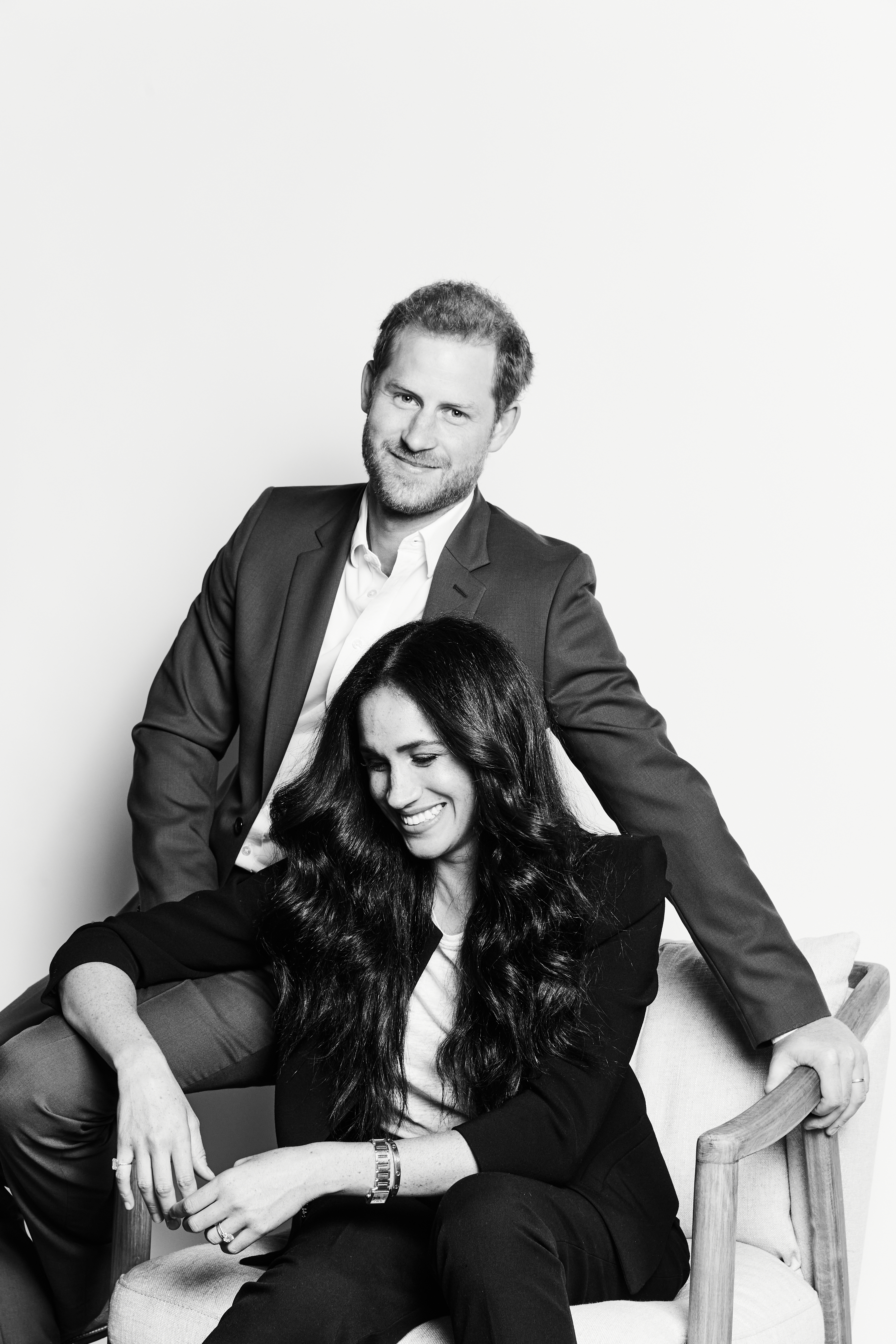 Prince Harry and Meghan, The Duke and Duchess of Sussex, will host a specially curated edition of TIME100 Talks.