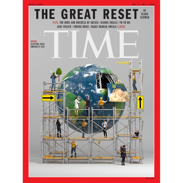 The Great Reset: How to Transform the Way We Live
