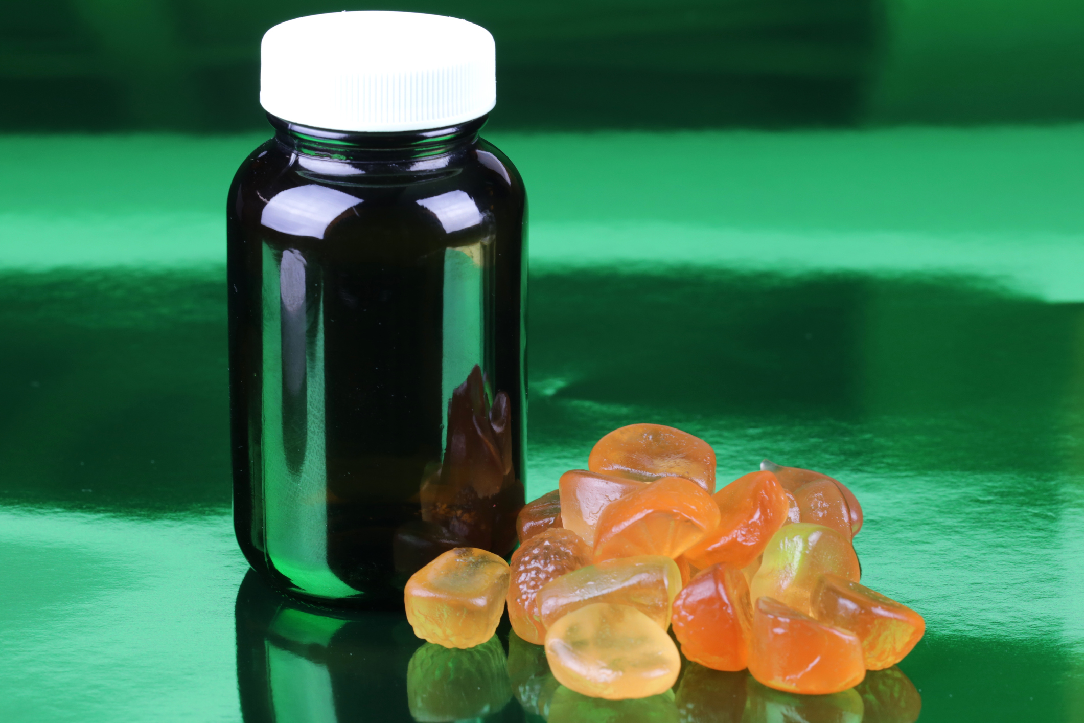 New product lines in the form of candies and vitamins are proliferating, aimed at improving mental health.