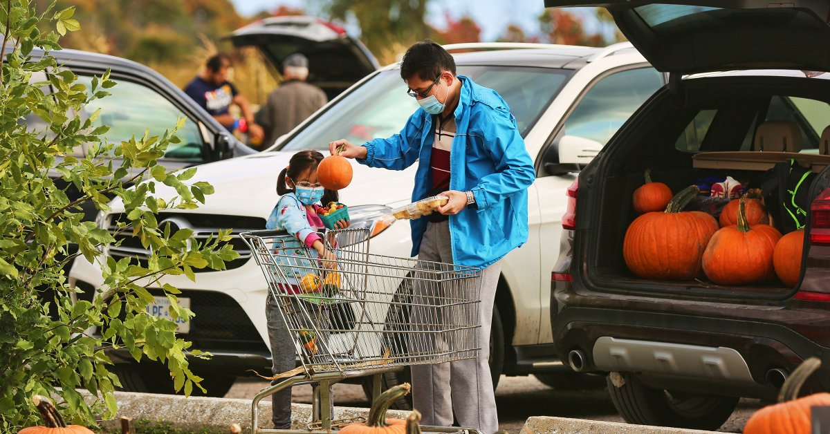 How Families Are Planning For A Pandemic Proof Halloween Time