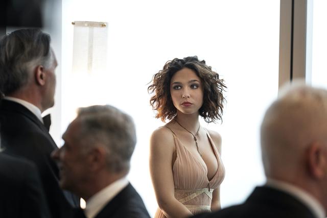 Matilda De Angelis in 'The Undoing'