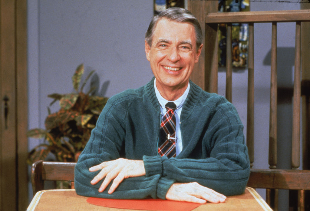 Fred Rogers, ca. 1980s
