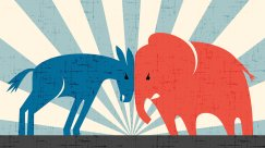 Why Political Opposites Despise Each Other