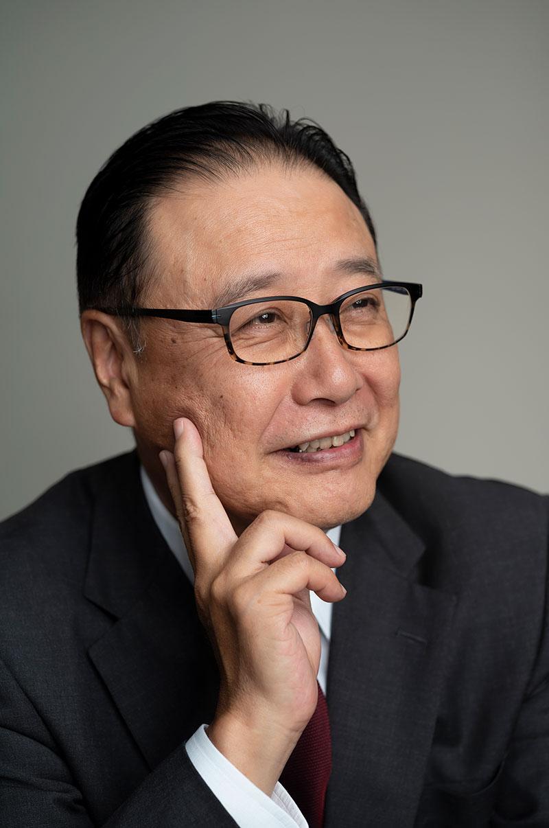 Kengo Sakurada, Group CEO of Sompo Holdings, Inc.