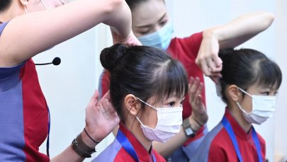 TAIWAN-LIFESTYLE-HEALTH