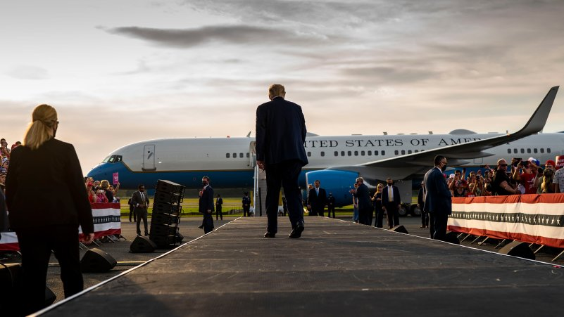 Donald Trump's Last Stand