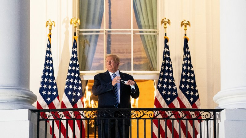 Donald Trump Faces a Personal and Political Vulnerability