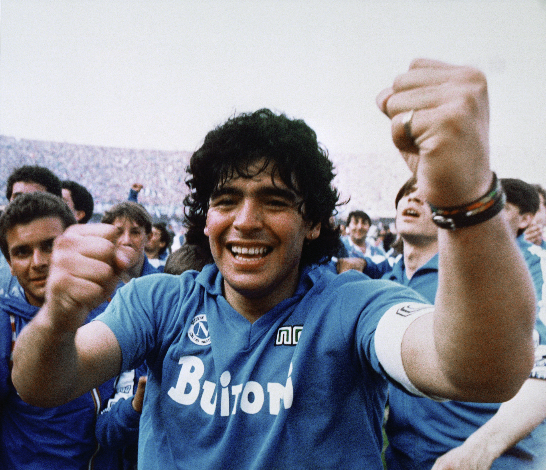 Soccer Legend Diego Maradona Mourned Around the World | Time