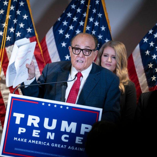 Trump's Lawsuits Don't Claim 'Massive' Fraud
