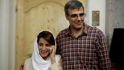 IRAN-RIGHTS-SOTOUDEH
