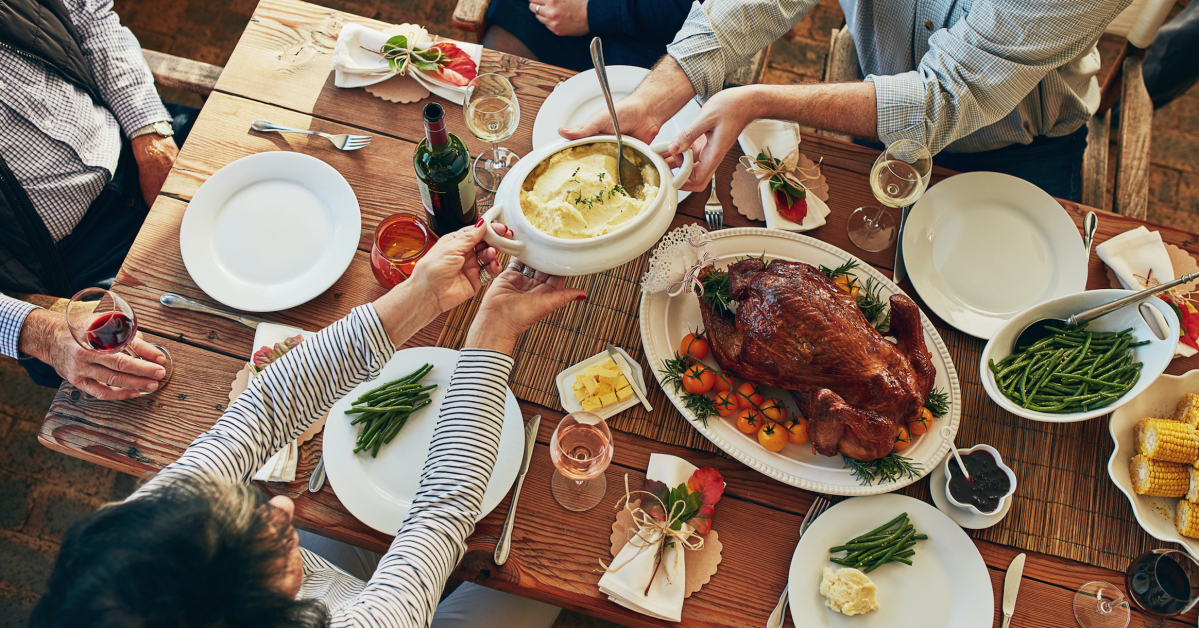 For Much of the U.S., Good Weather Will Allow for an Outdoor (and Safer) Thanksgiving