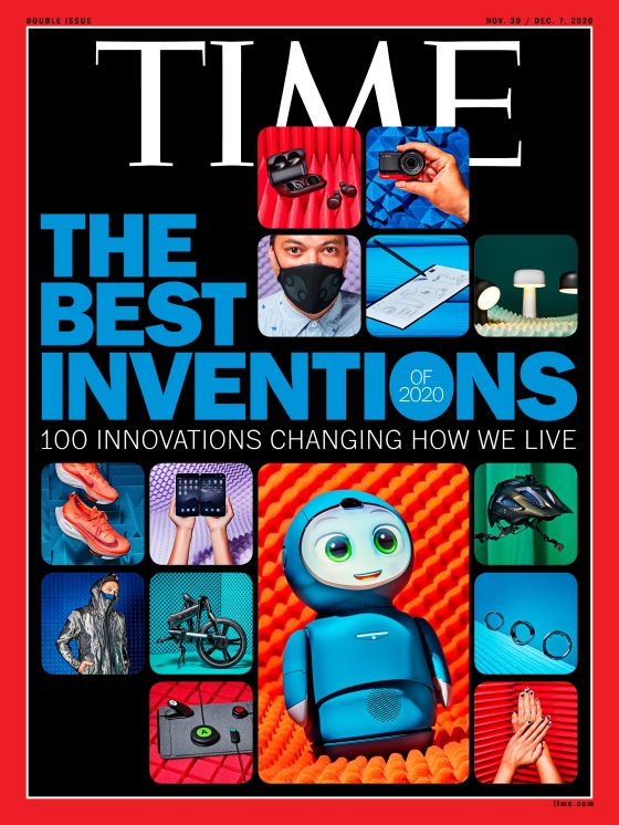 How We Chose the 100 Best Inventions of 2020