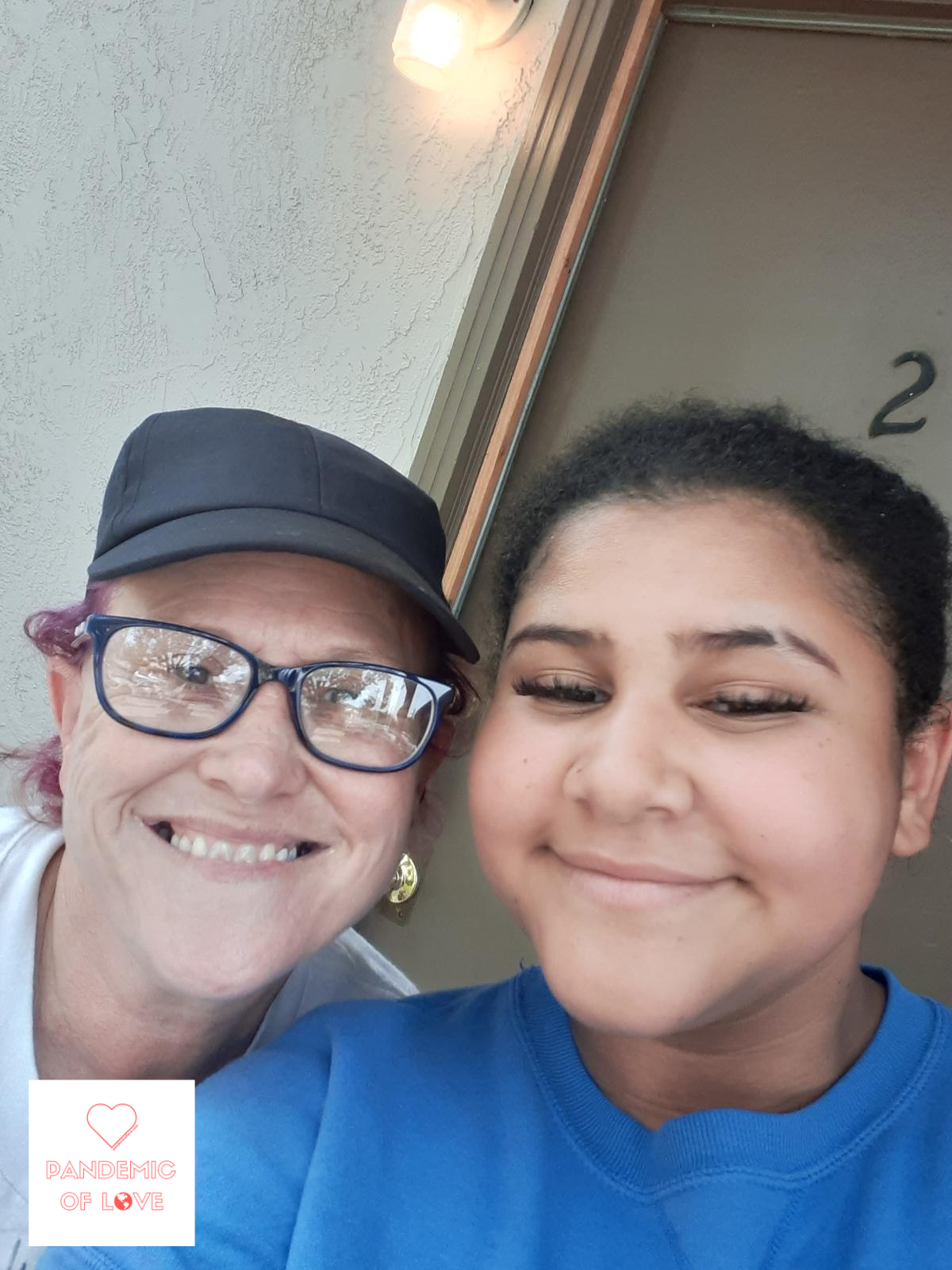 Traci and her daughter